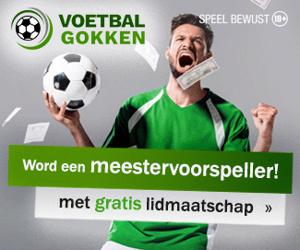 Voetbalgokken.nl banner
