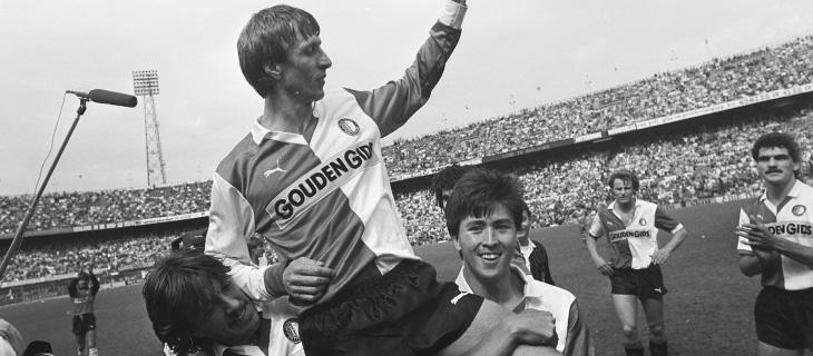 Feyenoord geschiedenis